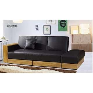 Japan Sofa Bed Wooden Frame, Brand New