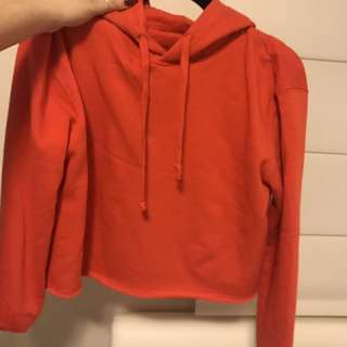 Cotton On Orange Crop Jumper