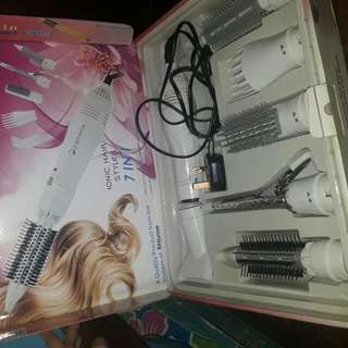 7in1 Hair Styling