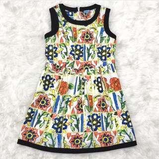 Fraiche Floral Dress