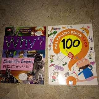 2 Education Book