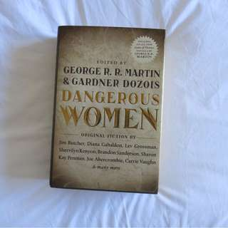 ⌜ brand new ⌟ Dangerous Women (Dangerous Women Anthology) by George R.R. Martin