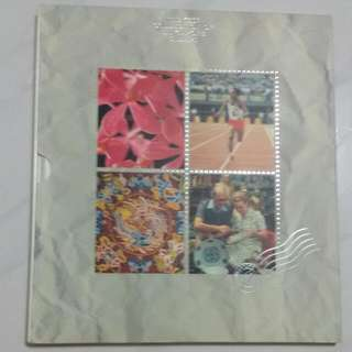 The 1992 Collection of Singapore Stamps