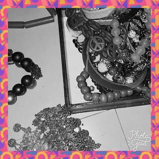 START FROM 5000 - Necklaces, Bracelets, Bangels, Accessories, Etc. / Kalung, Gelang, Aksesoris, Pernak-pernik Lucu Lainnya