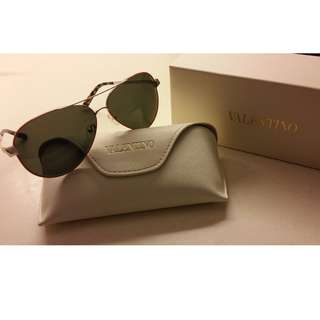 Valentino aviator sunglasses 太陽眼鏡