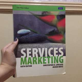 Services Marketing by Christopher Lovelock