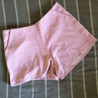 Pink Shorts Bought In Thailand