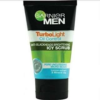 GarnierMEN Blackhead Reduction Icy Scrub