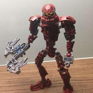 WTS Lego Bionicle Toa Metru Vakama