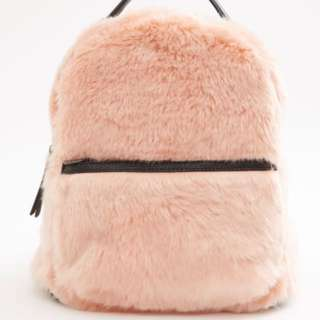 Fluffy Backpack