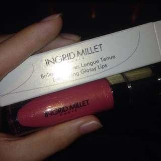 免費自取Ingrid millet Glossy Lips