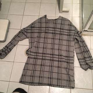Brand New Zara Winter Knit Dress Perfect For Winter With Boots.