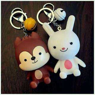 Descendants Of The Sun Keychain (Brown only)