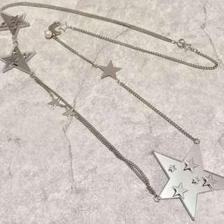 星星長頸鏈