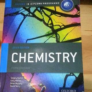 IB Chemistry Textbook (Oxford)