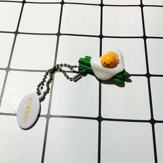 蛋黃哥扭蛋蘆筍可愛療癒