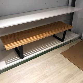 北歐造型長凳