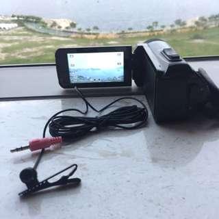 JVC 手提攝錄機