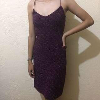 Afortiori Violet Petite Dress