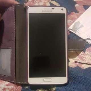 Samsung Note 4 Bell