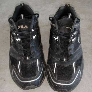 Fila sport shoes, condition good as photos