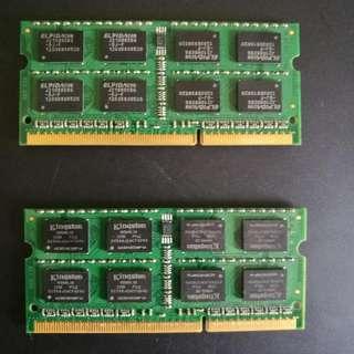 KINGSTON 4GB RAM