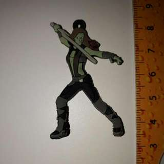 Small Gamora Charm Guardians of the Galaxy