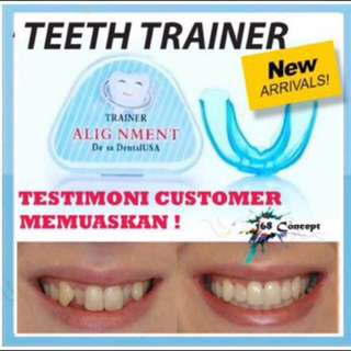Teeth Trainer Jelly Braces Orthodontic Alignment
