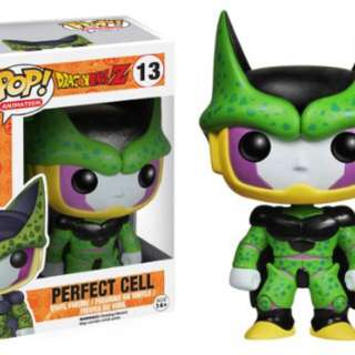 Perfect Cell Pop Vinyl