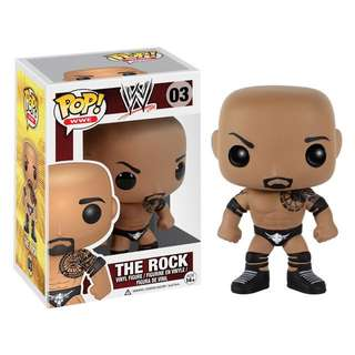 The Rock Pop Vinyl