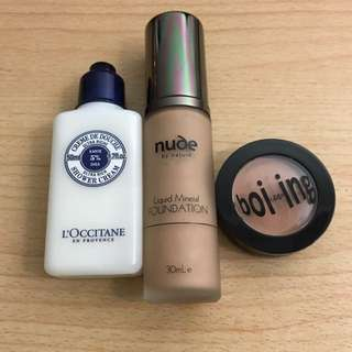 Foundation & Shower Cream