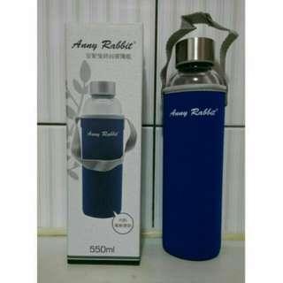 安妮兔玻離瓶 550ml