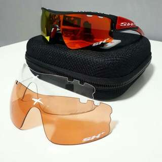 SH Plus Multi Sports Glasses.