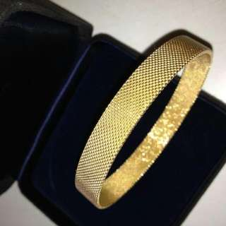 18K Gold Tiffany Somerset™ Bracelet
