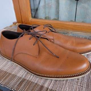 Sepatu Seba Shoes Skin Tan