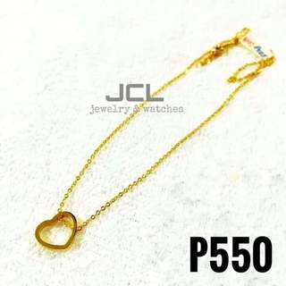 HIGH QUALITY STAINLESS STEEL NECKLACE