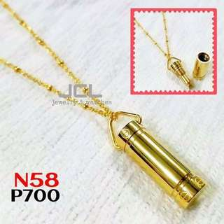 HIGH QUALITY STAINLESS STEWL NECKLACE