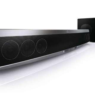 Philips Soundbar HTS 9140/98