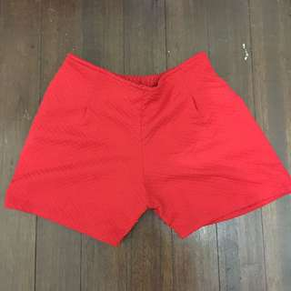 stretchable shorts