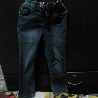 Maong Pants For 6-8 Yrs. Old