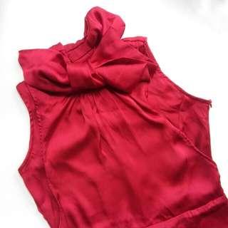 Silk / Satin Dress