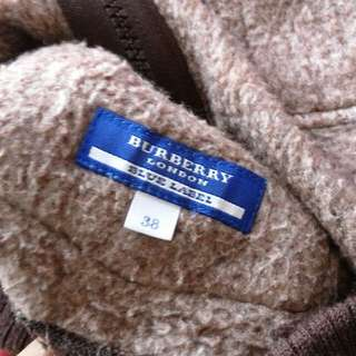 Burberry Blue Label Sweater Jacket