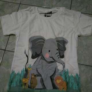 Kaos Gajah