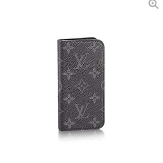 LV iPhone7 Wallet Casing