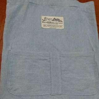 淺藍色牛仔袋
