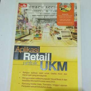 Aplikasi Retail Untuk UKM - Ono
