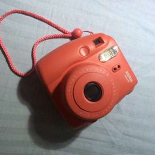 Fujifilm Instax Mini 8 (used Only Once)