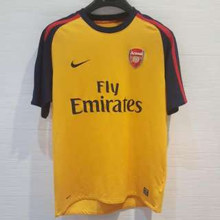 Authentic Arsenal Nike Jersey LARGE Size