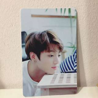 [Free NM] Unofficial BTS Jungkook Lomo PC (matte)