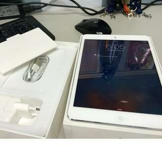Ipad Mini 2 Retina 128gb 4g Celullar Wifi Mulus